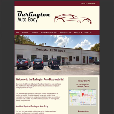 Burlington Auto Body,Inc.