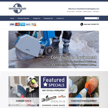 Industrial Concrete Supplies, Inc.