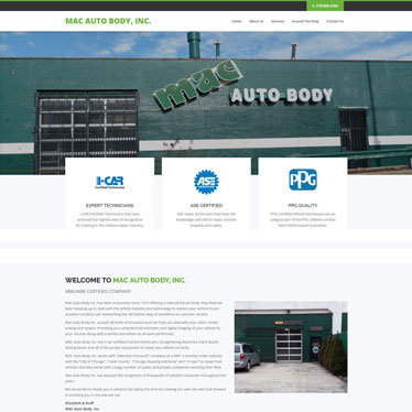 MAC Auto Body, Inc.